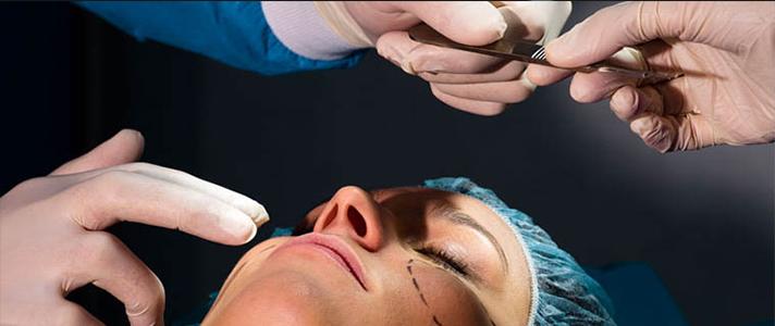 8.Plastic Surgery.